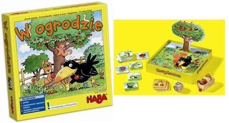 Gra W ogrodzie (wer. PL) - gra zespołowa, HABA