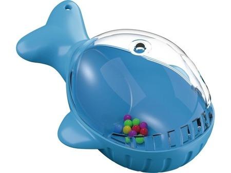 Wieloryb do kąpieli Benni - zabawka do wanny, 18m+, HABA