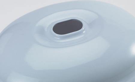 Nawilżacz powietrza parowy z eliminacją 99% bakterii Grey/Blue, Beaba