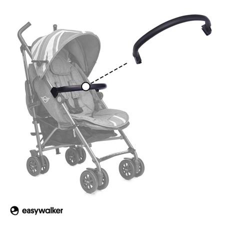 Pałąk do wózka spacerowego / spacerówki uniwersalny Black, Easywalker