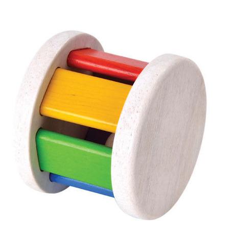 Plan Toys Grzechotka do turlania Roller, PLTO-5220, Plan Toys