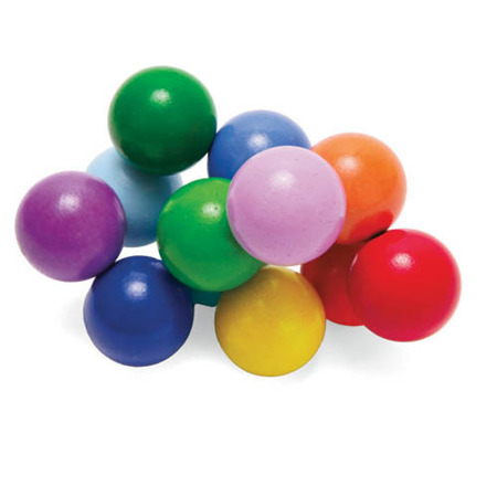 Zabawka motoryczna dla najmłodszych Kolorowe perełki - gryzak, Manhattan Toy